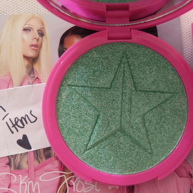 REDUCED 💥Jeffree Star - Skin Frost - Mint Condition - Free Postage