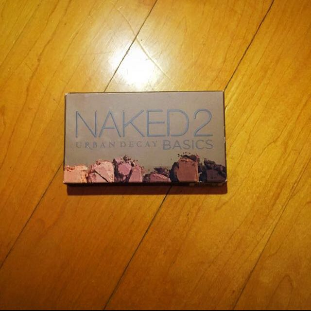 *REDUCED* Urban Decay Naked2 Basics Palette