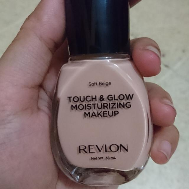 Revlon Touch And Glow Mosturizer (Soft Beige) 38 ML