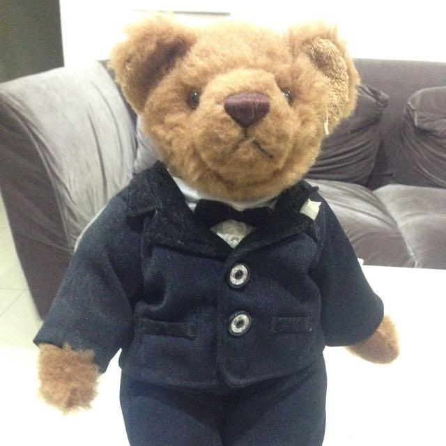 RICH TEDDY BEAR 泰迪熊 二手收藏