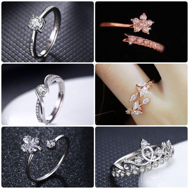 Cincin Couple Perak Lapis Emas LK 06 Exclusive Tunangan dan Pernikahan Source photo photo