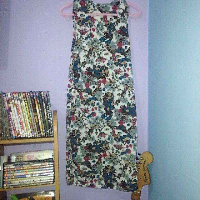 REPRICE! floral dress