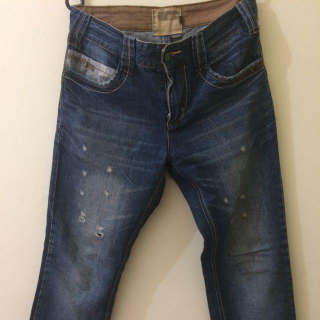 Samuel N Kevin Jeans
