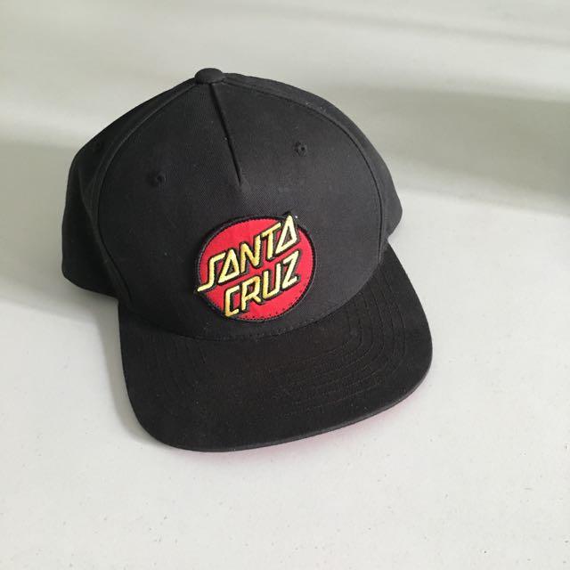 Santa Cruz Snapback Cap