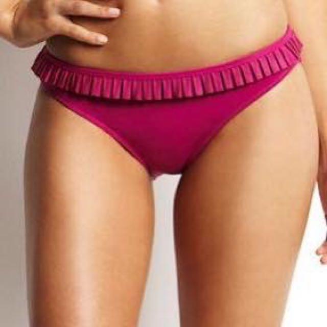 Seafolly goddess mini hipster Bikini pant Size 8