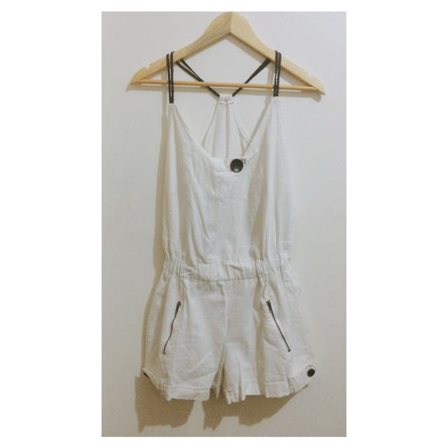 Short Sack Jumpsuit