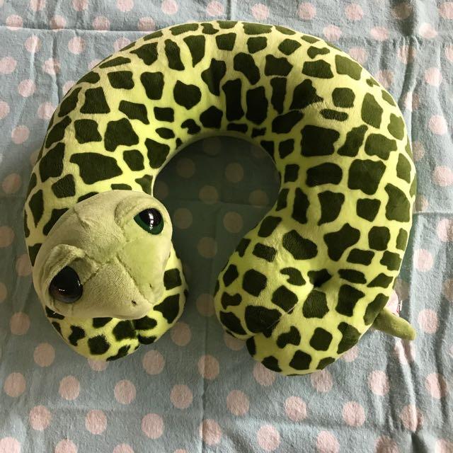 Snake Neck Pillow