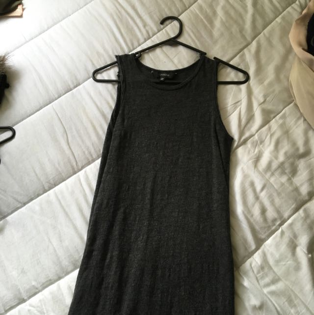 Split Tshirt Dress