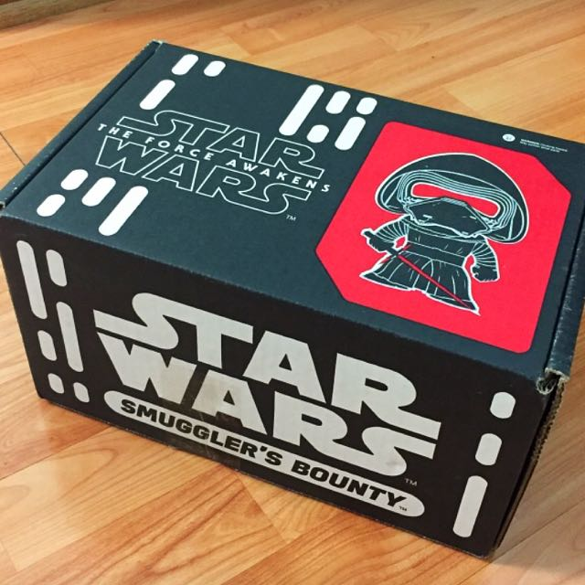 Star Wars Collector Corps Box