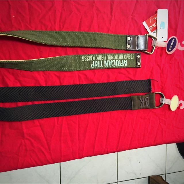 Supersale!! 2 In 1 Bk Belt