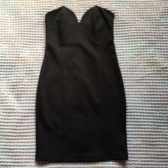 Supre Little Black Dress size XS
