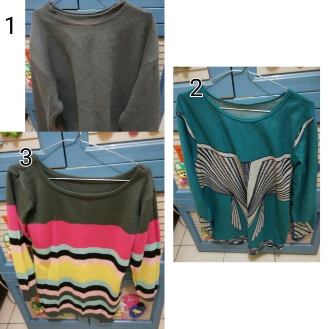 Sweater Paket