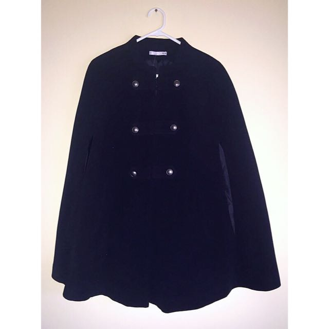 TARGET Women's Cape style Coat Jacket Size 12-14
