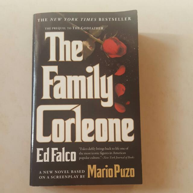 The Family Corleone: Prequel to the Godfather