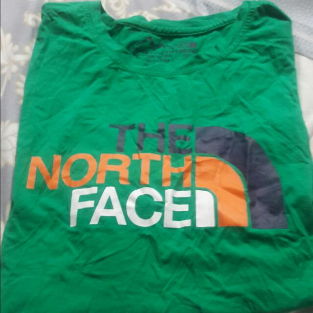 THE  NORTH  FACE 短袖