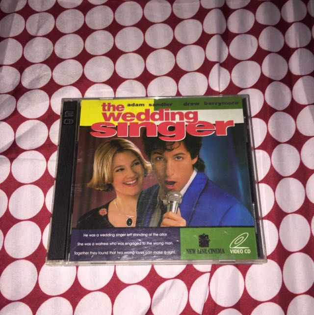 The Wedding Singer (vcd)