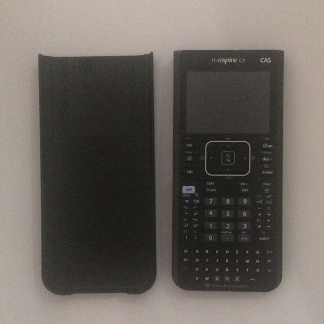 TI Inspire CX Colour Calculator