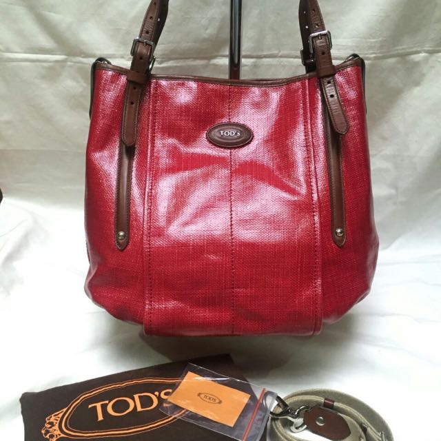 TODs Red Bag