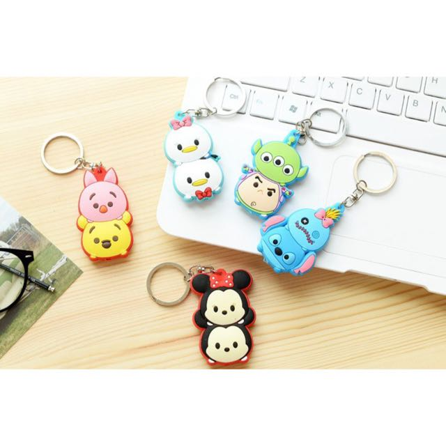 Tsumtsum Keychain Accessory