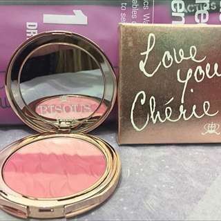 Bisous LoveYouCherie Blusher