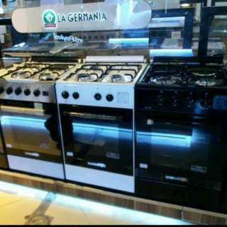 Brand New Lagermania Gas Range 16,900 OnLy