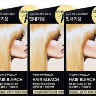Tony Moly Super Safe Hair Bleach