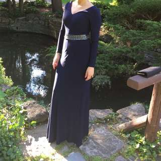 Ralph Lauren Prom Dress/evening Gown Price Reduced