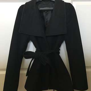 REDUCED Aritzia Babaton Wool Spencer Coat