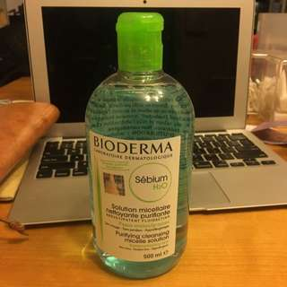 Bioderma 控油卸妝潔膚水 Purifying Cleansing Solution