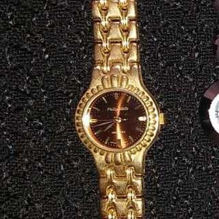 Women's Philip Wells Gold Coloured Watch