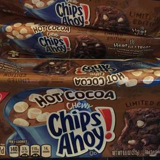 Limited Edition CHIPS AHOY HOT COCOA
