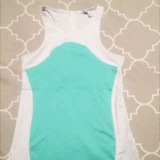 Country Road Fitted Sport Top