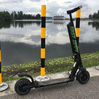 Easy Zippy City Electric Kick Scooter