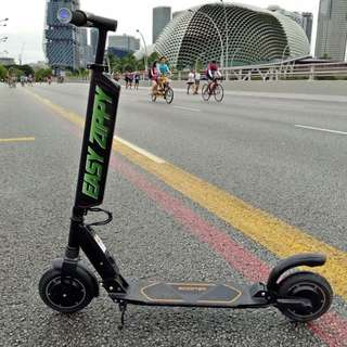 Ride Safe Ride Easy With The Easy Zippy City
