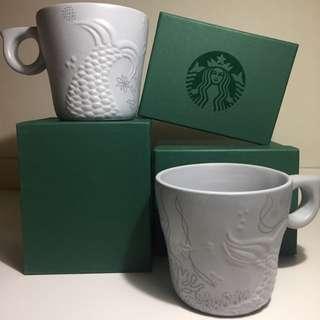 星巴克 Starbucks 美人魚 馬克杯