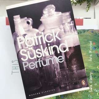 🌸 Perfume by Patrick Suskind