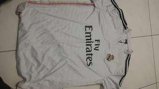 一件好看的足球短衫(皇家馬德里)