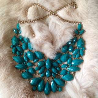 Turquoise Necklace Never Been Used