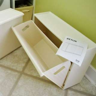 Ikea Portable Shoe Cabinet - 2 sets available