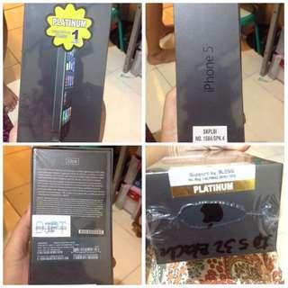 Iphone 5 32GB NEw
