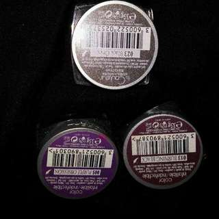 Loreal Infallible Shadows. All Three For $12.00