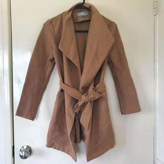 Ava and Ever Camel Coat