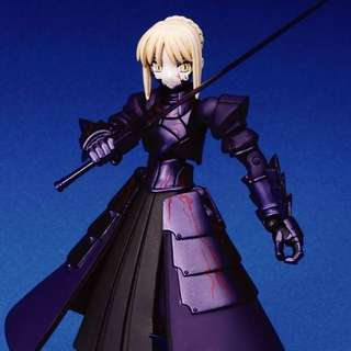 JAPAN Type-Moon: Fate/stay night Saber Alter Revoltech Figure