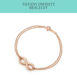 Must Sell! Tiffany & Co. Infinity Bracelet