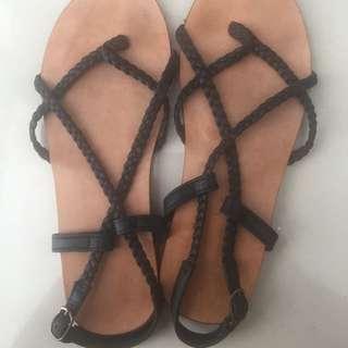 Genuine Leather Handmade Sandal