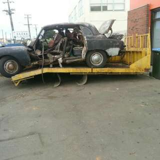 Tow Truck Tray
