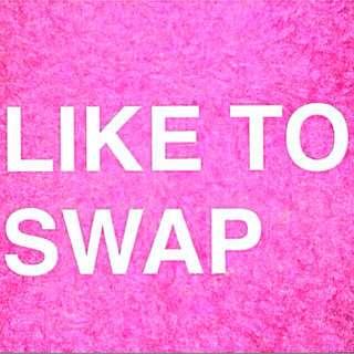 Like To Swap