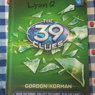 """""""39 Clues: One False Note"""" by Gordon Norman (pre-loved but good condition)"""