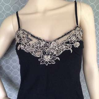Minkpink Black Top