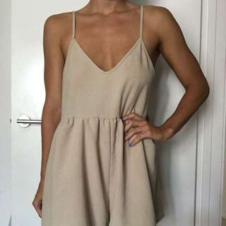 Playsuit Sz Small